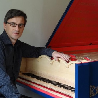 The sound of da Vinci Sławomir Zubrzycki (Polonia, Viola organista)