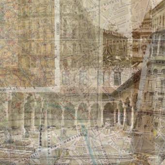 Bucureşti, oraş palimpsest – Proiect de arte vizuale